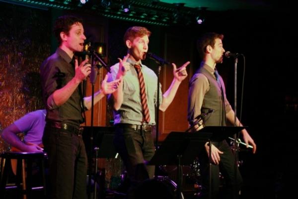 Shubert Alley - Kevin Massey, Jamison Scott and Patrick Massey