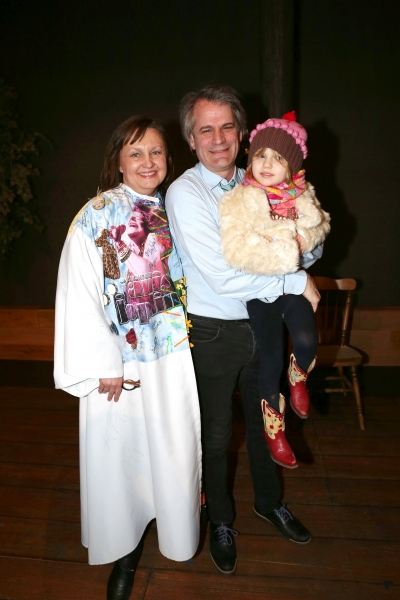 Exclusive Photo Coverage: Inside THE BRIDGES OF MADISON COUNTY's Gypsy Robe Ceremony!