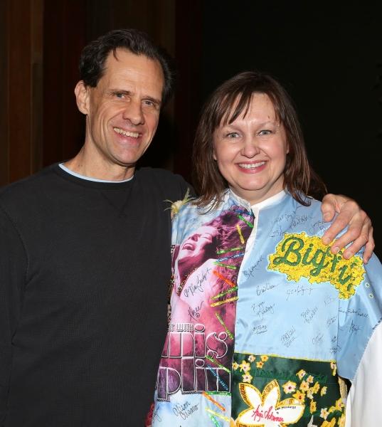 Michael X. Martin and Jennifer Allen