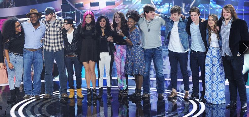AMERICAN IDOL XIII Reveals Top 13 Finalists; Did Your ...