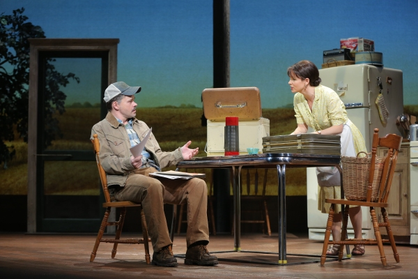 BWW Reviews:  Jason Robert Brown Goes Rapturously Romantic in THE BRIDGES OF MADISON COUNTY