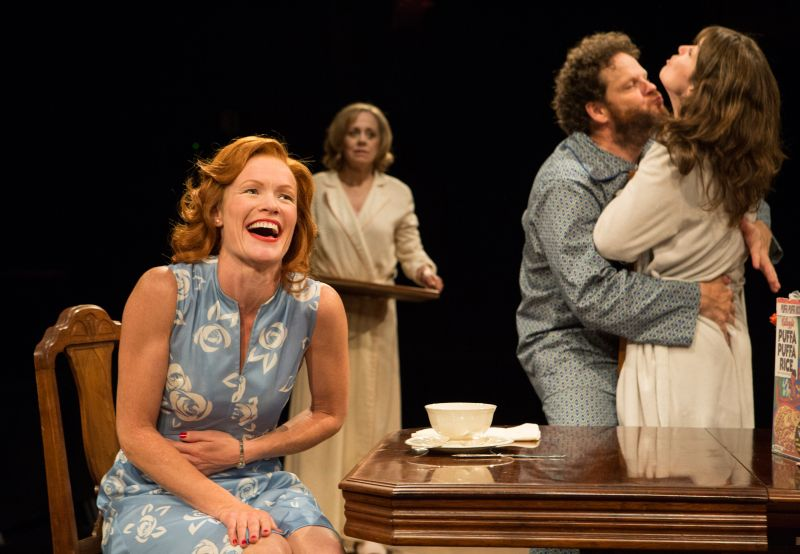 BWW Reviews: The Norman Conquests Wins Hearts And Minds