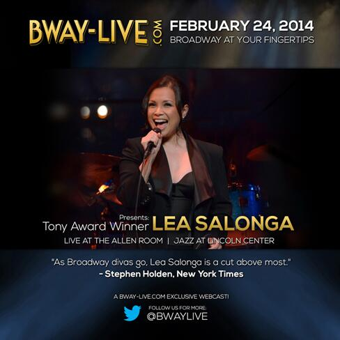 Lea Salonga Sings 'Empire State Mind' In New BACK TO BEFORE Concert Preview
