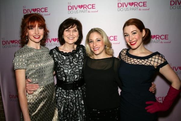 Erin Mcguire, creator Ruthe Ponturo, Dana Wilson and Gretchen Wylder