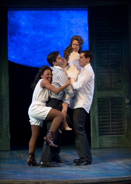 Photo Flash: First Look at SHORT SHAKESPEARE! A MIDSUMMER NIGHT'S DREAM at Chicago Shakes