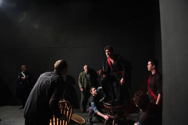 BWW Reviews: Once More Unto the Breach, Dear Porters, in HENRY V