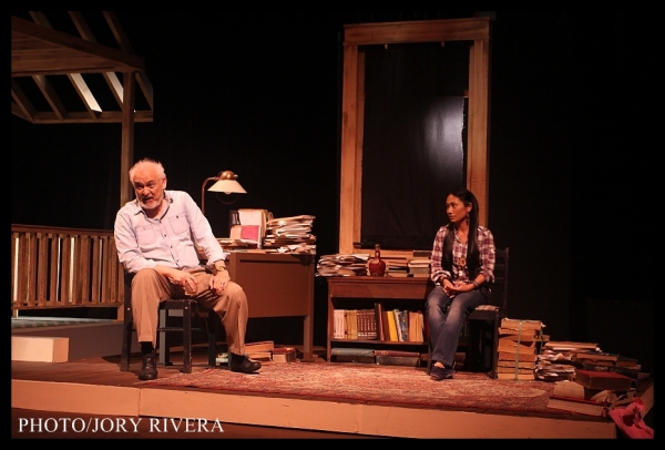 Photo Coverage: Repertory Philippines' AUGUST: OSAGE COUNTY Opens