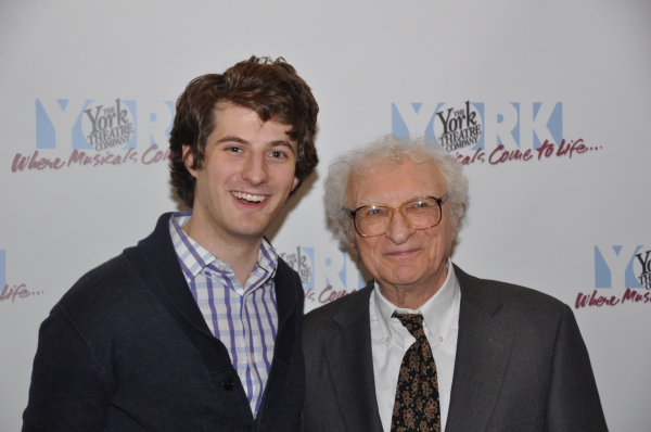 Photo Coverage: York Theatre Celebrates SMILING, THE BOY FELL DEAD Opening with Sheldon Harnick and More!