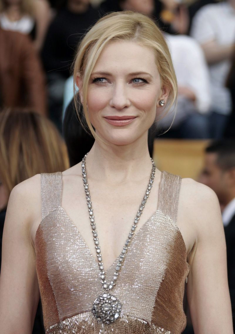 Cate Blanchett On Running A Theater Company & Being A Mom While Acting In Film