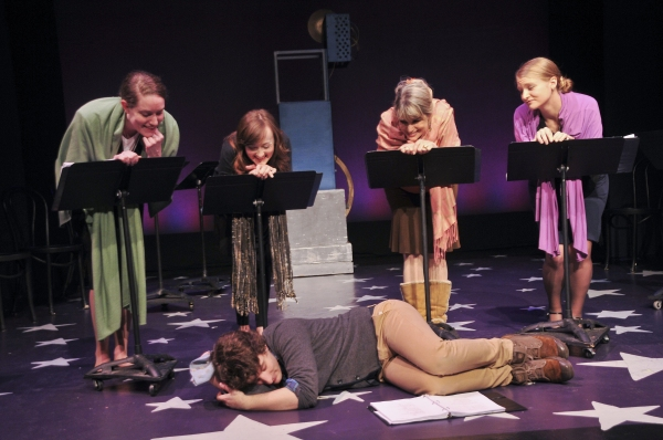 Photo Flash: First Look at York Theatre's SMILING, THE BOY FELL DEAD