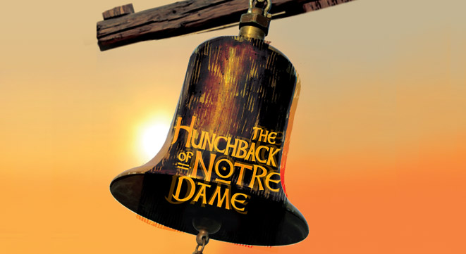 Logo Unveiled For Stage Version Of Disney's THE HUNCHBACK OF NOTRE DAME