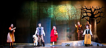 BWW Reviews: Lyric Music Theater Serves Up Sophisticated Sondheim