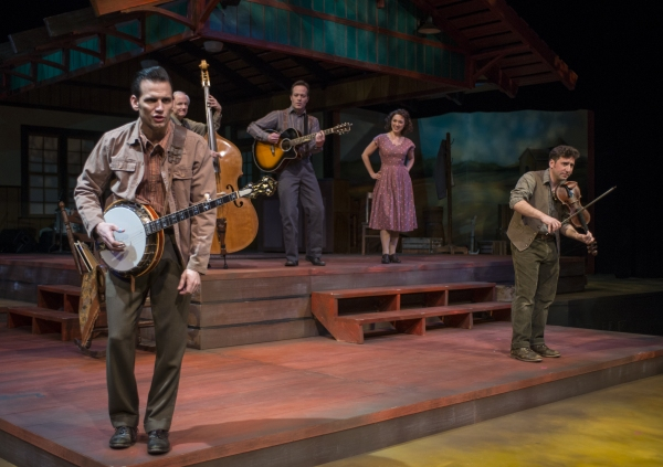 Photo Flash: Theatre at the Center's RING OF FIRE - THE MUSIC OF JOHNNY CASH, Opening Tonight