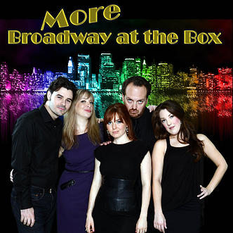 BWW Reviews: The Music Box Theater's MORE BROADWAY AT THE BOX - A Comical Revue of Broadway Favorites