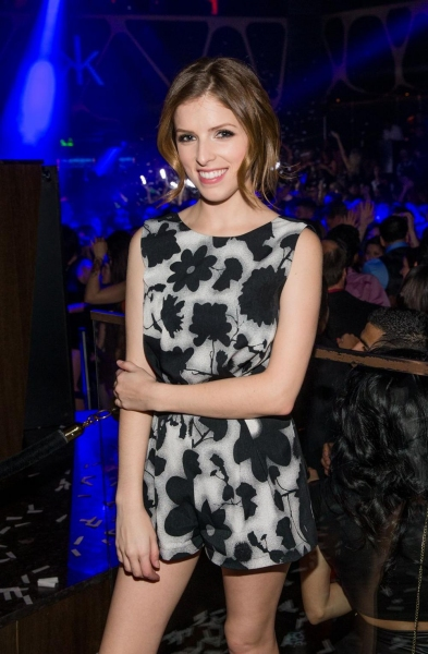 Photo Flash: Anna Kendrick, Miles Teller, Theo James & More Visit Hakkasan Las Vegas Restaurant and Nightclub