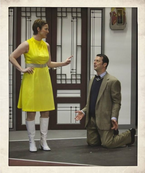 Photo Flash: Playhouse 1960's BOEING BOEING, Running 3/14-4/5