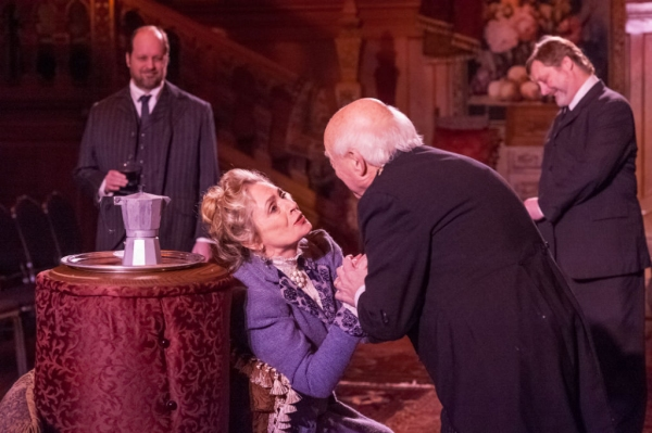 Photo Flash: First Look at Marya Lowry, Richard Snee and More in ASP's THE CHERRY ORCHARD