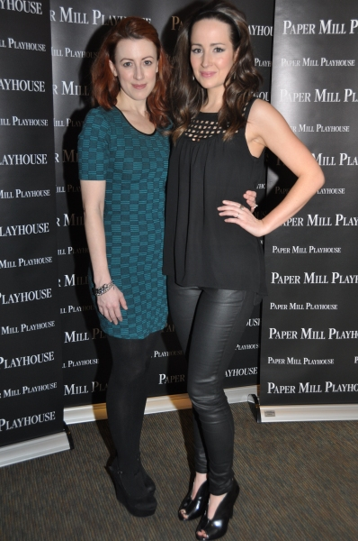 Kate Wetherhead and Hannah Elless