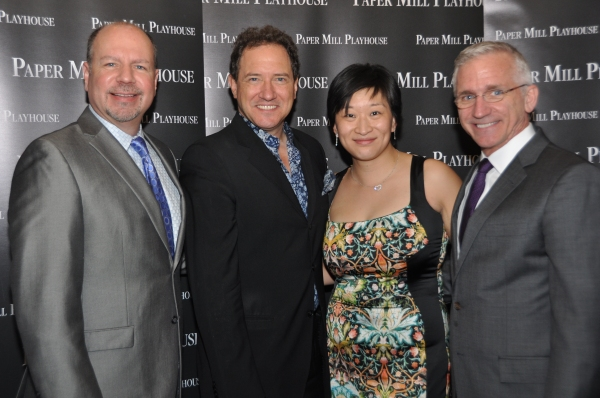Todd Schmidt, Kevin McCollum, Lily Fan and Mark S. Hoebee