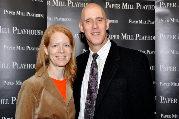 Photo Coverage: Inside Opening Night of Paper Mill Playhouse's THE OTHER JOSH COHEN