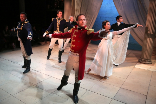 Photo Flash: First Look at ANTONY AND CLEOPATRA at the Public Theater