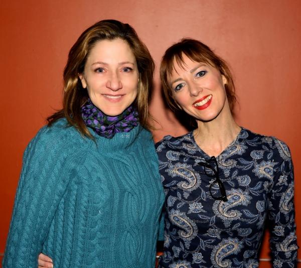 Edie Falco, Jonatha Brooke Photo