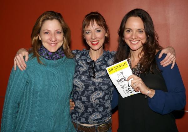Edie Falco, Jonatha Brooke, Melissa Errico Photo