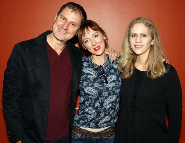 Ben Butler, Jonatha Brooke, Anja Wood