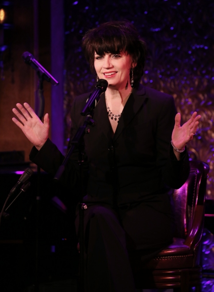 Photo Coverage: Beth Leavel Previews Her 54 Below Debut Concert!