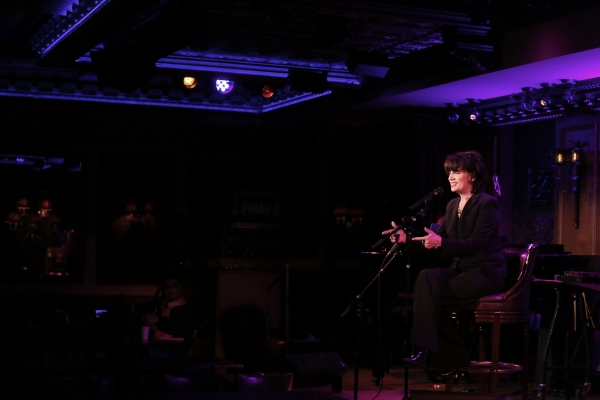 Beth Leavel, with Phil Reno at the piano