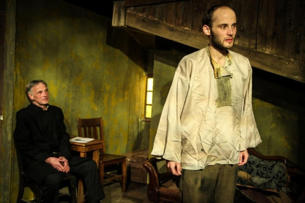 Photo Flash: Mary-Arrchie's CRIME AND PUNISHMENT, Now Playing Through 3/16