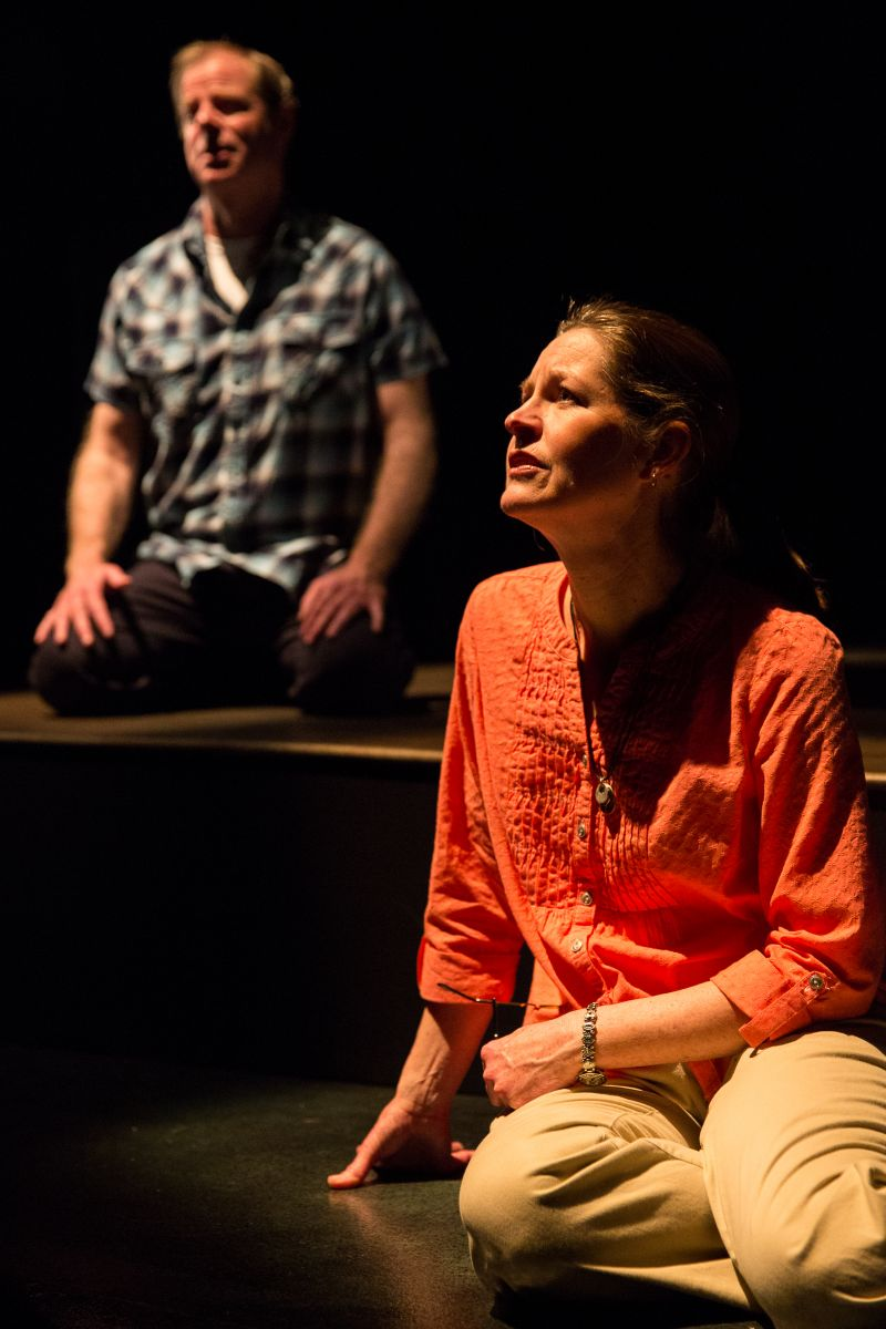 BWW REVIEWS: THE EXONERATED at Delaware Theatre Company
