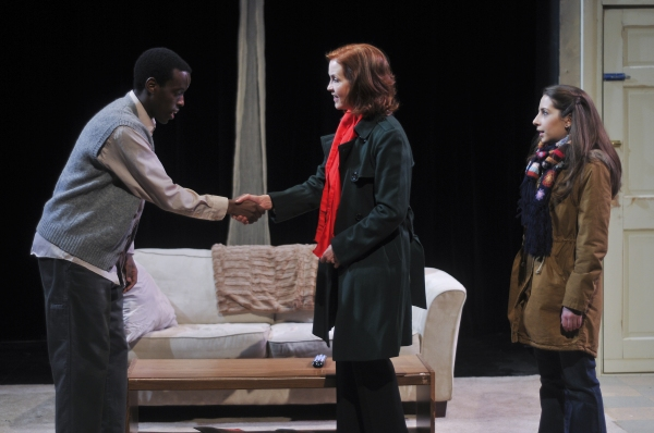Photo Flash: First Look at Red Fern Theatre's SINCE AFRICA
