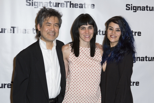 David Henry Hwang, Leigh Silverman and Sonya Tayeh