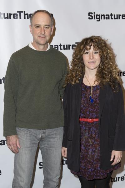 Michael Countryman and Hannah Bos Photo