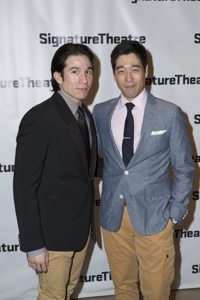 Jon Rua and Peter Kim