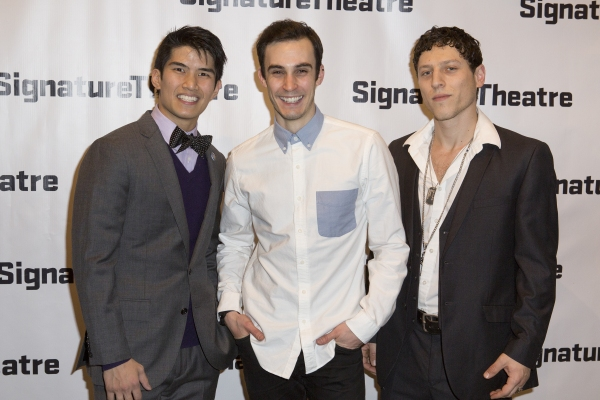 Christopher Vo, Reed Luplau and Ari Loeb Photo