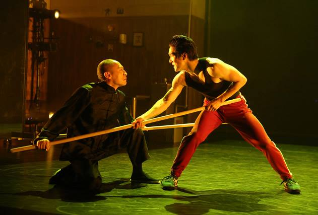 BWW Reviews: KUNG FU Makes Little Impact