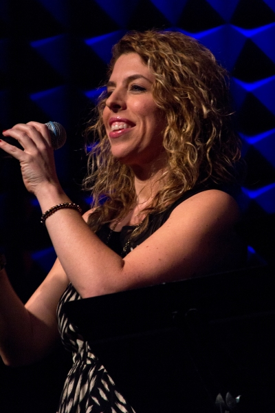 Photo Coverage: Broadway Tributes Composer Damon Intrabartolo in BroadwayWorld.com's FLY Concert at Joe's Pub!
