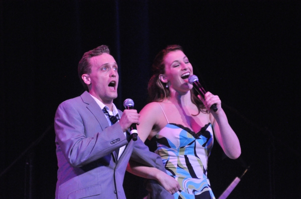 Danny Gardner and Aleka Emerson