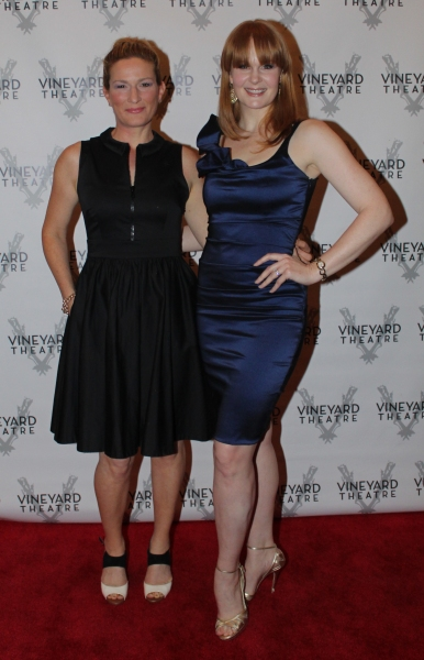 Ana Gasteyer and Kate Baldwin