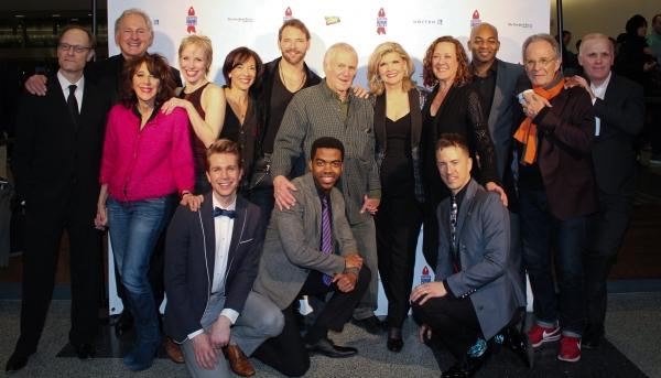 Photo Coverage: Andrea Martin, Victor Garber & More Help Debra Monk Celebrate Birthday for BC/EFA!