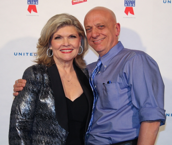 Debra Monk and Tom Viola