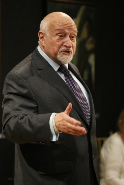 Playwright Mario Fratti