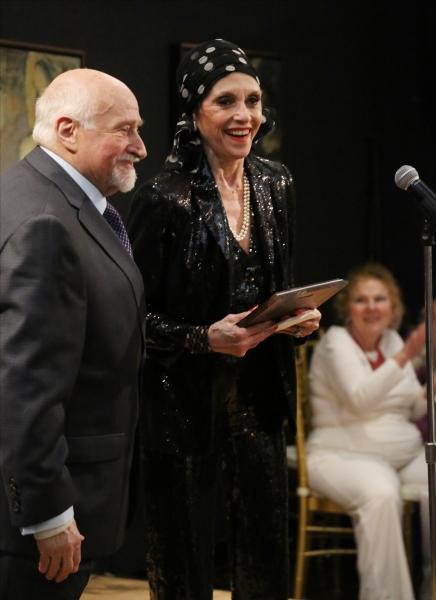 Mario Fratti and Liliane Montevecchi