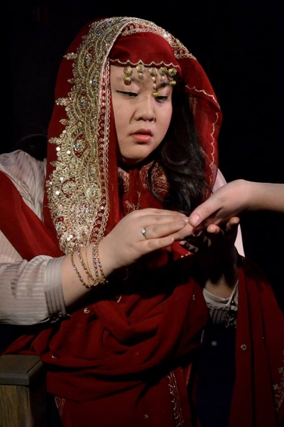 Somie Pak as The Fortune Teller Photo