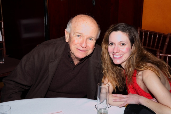 Terrence McNally, Francine Volpe