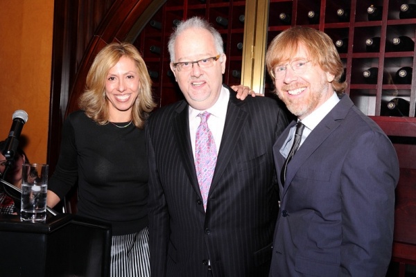 Photo Flash: Inside Dramatists Guild of America's Annual Awards Ceremony with Stephen Schwartz, Christopher Durang & More