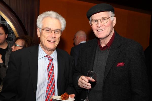 Jeffrey Lyons, Charles Grodin