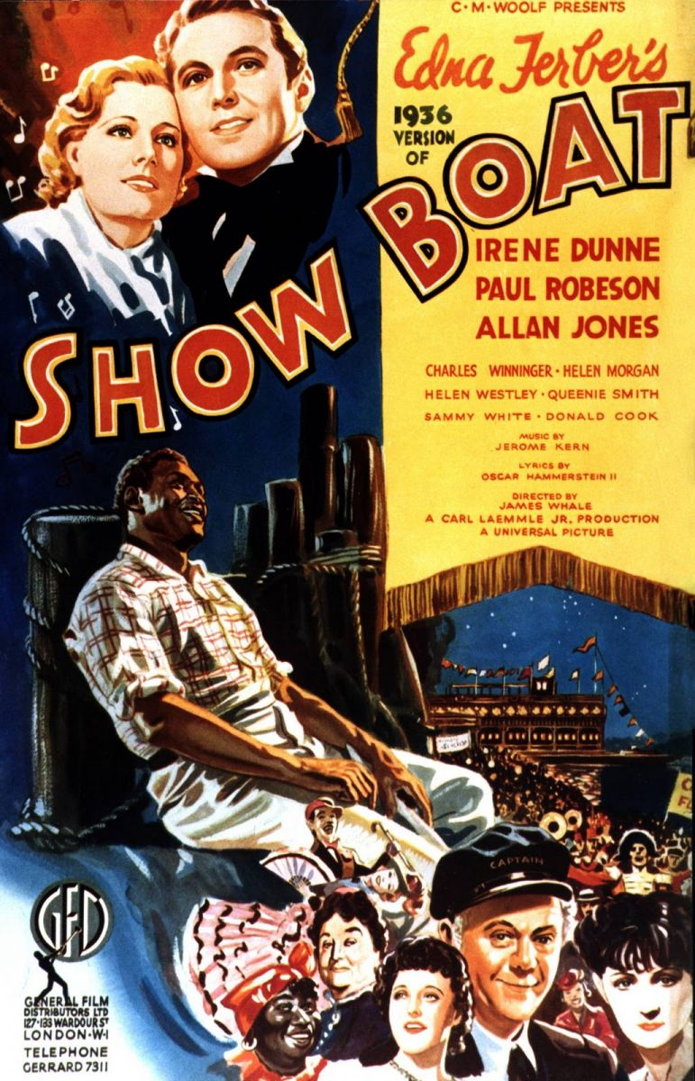 James Whale's Original SHOW BOAT Film Now Available